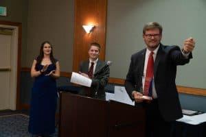 Burlington Chamber Humanitarian Award