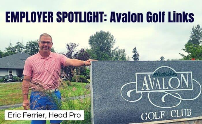 Employer Spotlight Avalon Golf Links