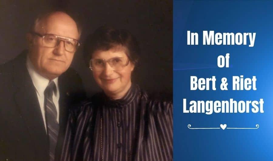 Bert Langenhorst