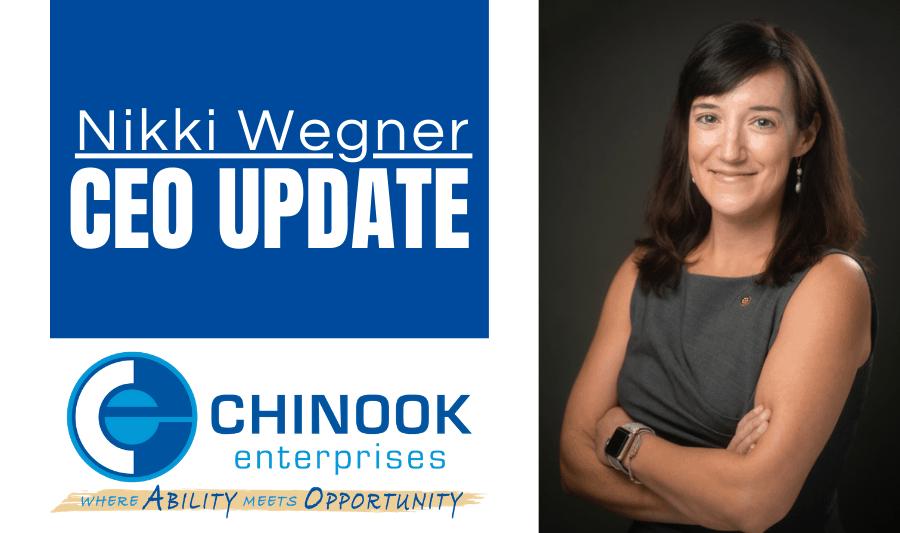 Nikki Wegner CEO Update